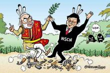 Cartoon of the day: Centre signs historic Naga peace deal with NSCN-IM