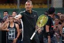 Pete Sampras asks Nick Kyrgios to behave