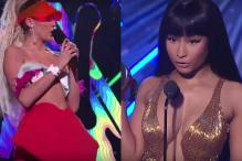 VMA 2015: Nicki Minaj blasts Miley Cyrus during her acceptance speech