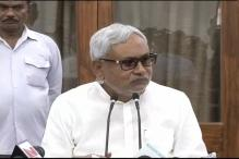 Nitish Kumar hits back at Modi on DNA remark, says 'My DNA is the same as that of people of Bihar'