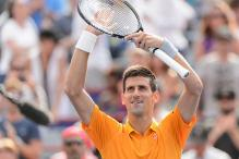 Top-ranked Novak Djokovic beats Jeremy Chardy to reach Montreal final