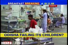 Odisha: 22 children die in four days, government orders probe