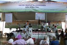 Defence veterans to continue protest, fast-unto-death for One Rank One Pension, say their motto is do or die