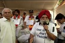 Rift between defence veterans fighting for OROP, a section wants general body meeting to discuss government proposals
