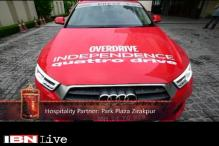 Drive to Ladakh from Chandigarh for Independence Quattro drive