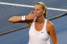 Petra Kvitova, Lucie Safarova advance to New Haven final