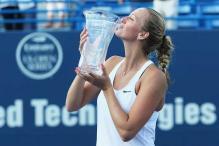 Petra Kvitova wins 2nd straight Connecticut Open final