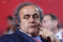 Football must not be overlooked in FIFA race: Michael Platini
