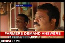 Farmers in Odisha forcibly reclaiming their land after POSCO gave hints of withdrawing steel plant project