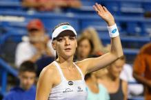 Agnieszka Radwanska beats Alize Cornet to reach Connecticut Open quarters