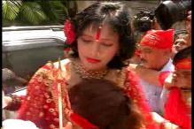 Radhe Maa gets interim protection from arrest for 2 weeks