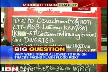 30 trains have been diverted after the Janata express and the Kamayani express got derailed in Harda