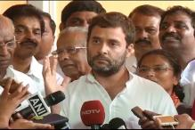 Narendra Modi cannot go against RSS, says Rahul Gandhi