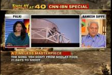 Sholay@40: In conversation with Ramesh Sippy