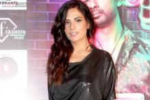 Richa Chadha Bags International Project