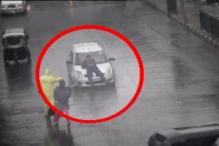Mumbai: Man driven 300 metres while hanging on to car's bonnet in chilling road rage case
