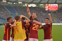 Serie A: Miralem Pjanic, Edin Dzeko score as Roma beat Juventus 2-1