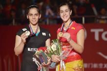 Carolina Marin pips Saina Nehwal to win BWF Female Player of the Year award