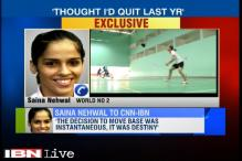 Small errors cost me the final game: Saina Nehwal