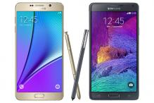 Samsung Galaxy Note 5 vs Galaxy Note 4: How the new phablet differs from its predecessor