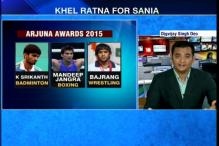 Rajiv Gandhi Khel Ratna: Sania Mirza's consistency was the benchmark