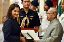 Sania Mirza conferred Khel Ratna, Arjuna awards also given