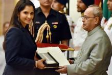 Khel Ratna a huge honour: Sania Mirza