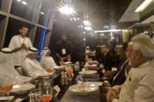Chef Sanjeev Kapoor flown to Abu Dhabi for Narendra Modi's special vegetarian dinner