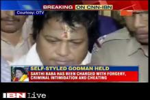 Odisha Crime Branch arrests self-styled godman Sarathi Baba from his Kendrapara ashram