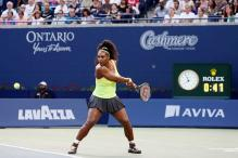 Serena Williams sweeps aside Andrea Petkovic to reach Rogers Cup quarter-finals