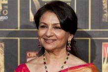 Sex symbol image doesn't last for long, says Sharmila Tagore