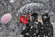 Cold wave intensifies in Himachal; snowfall in high hills