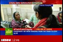 Twin train tragedy: Got no response from railway helpline numbers, says survivor