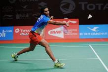 PV Sindhu aims to improve world ranking