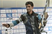 Shooter Chain Singh clinches India's 7th Olympic quota place