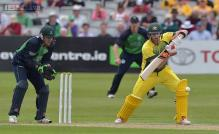 Australia beat Ireland by 23 runs in rain-affected ODI