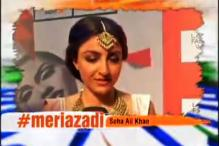 'Azadi' for me is Independence in truest sense of the word: Soha Ali Khan