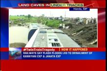 Twin train tragedy: Ground report from Harda
