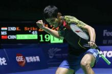 World Badminton Championships: Sindhu, Srikanth off to a winning start