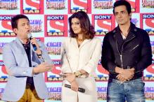 Shekhar Suman, Sushmita Sen, Sonu Sood launch new comedy show as judges