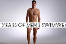 #NationalUnderwearDay: This video explains how men's swimwear has changed over the last 100 years