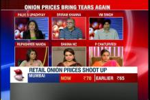 Why have successive governments failed in controlling the annual surge in onion prices?