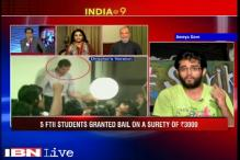 Offered to call police to felicitate a dialogue, says FTII student