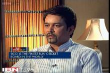 BCCI accountable for more transparency: Anurag Thakur