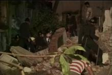 Residential building collapses in Thane, 8 dead