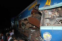 Andhra: Lorry hits Bengaluru-Nanded Express in Anantpur, Congress MLA among 5 dead