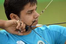 Abhishek Verma earns India a gold medal in Archery World Cup