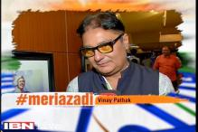 Independence for me would be to express myself freely: Vinay Pathak