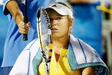 Caroline Wozniacki Out of Madrid, Rome With Injured Ankle