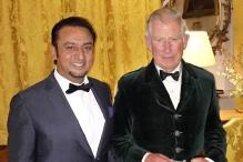 Photo of the day: Prince Charles dines with Bollywood's 'Badman' Gulshan Grover